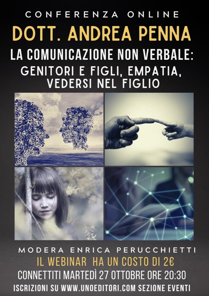 Conferenza in linea - La comunicazione non verbale tra Genitori e Figli